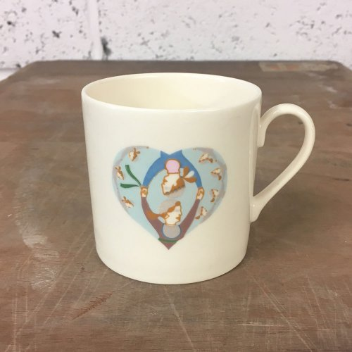 WAREHOUSE SALE! 9TH DAY OF CHRISTMAS CHILD'S MUG
