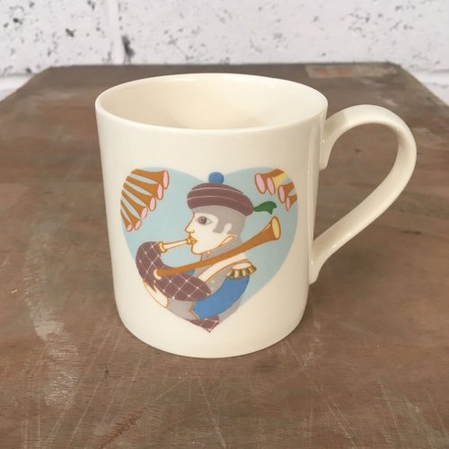 WAREHOUSE SALE! 11TH DAY OF CHRISTMAS MUG