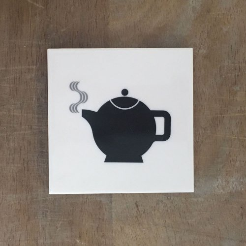WAREHOUSE SALE! TEAPOT TILE