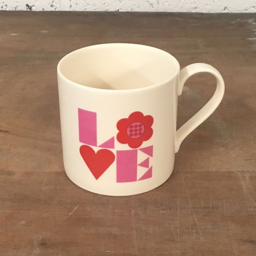 WAREHOUSE SALE! LOVE MUG