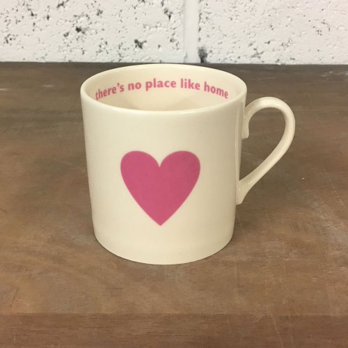 WAREHOUSE SALE! NO PLACE LIKE HOME CHILD'S MUG