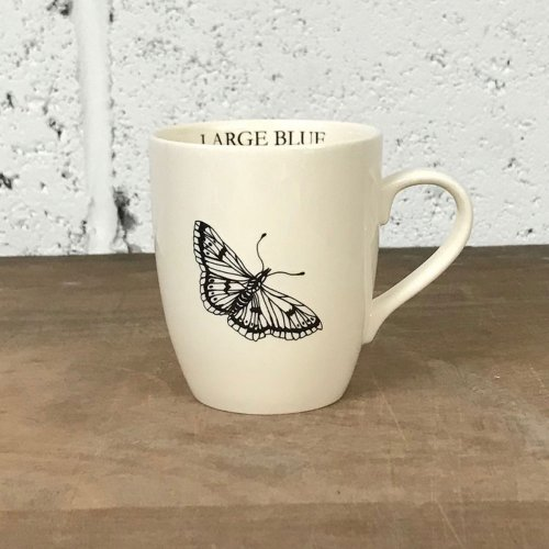 WAREHOUSE SALE! LARGE BLUE MUG