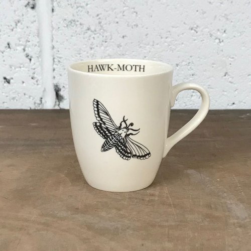 WAREHOUSE SALE! HAWK MOTH MUG