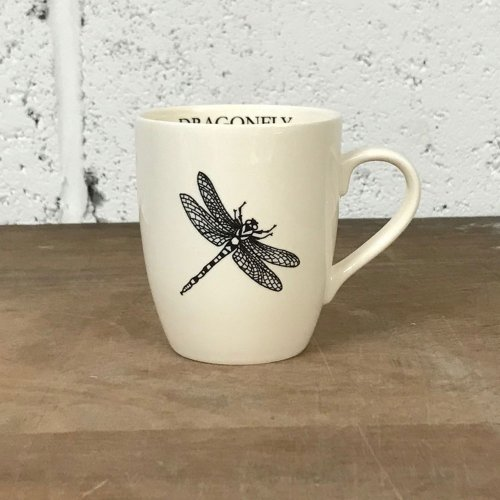 WAREHOUSE SALE! DRAGONFLY MUG