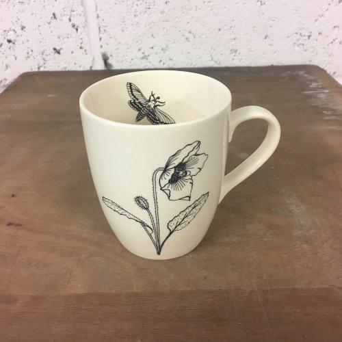 WAREHOUSE SALE! POPPY MUG