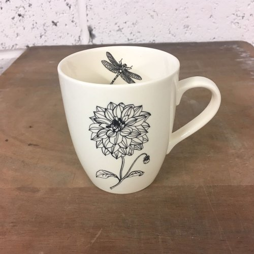 WAREHOUSE SALE! DAHLIA MUG