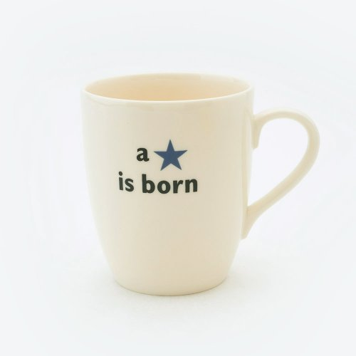 A STAR IS BORN MUG