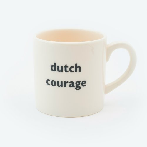 DUTCH COURAGE ESPRESSO CUP