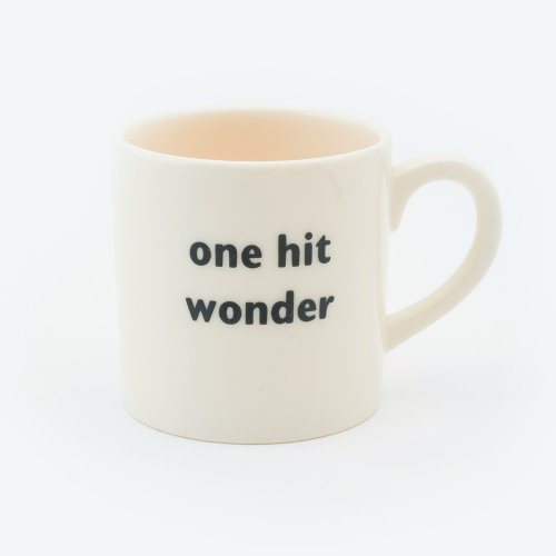 ONE HIT WONDER ESPRESSO CUP