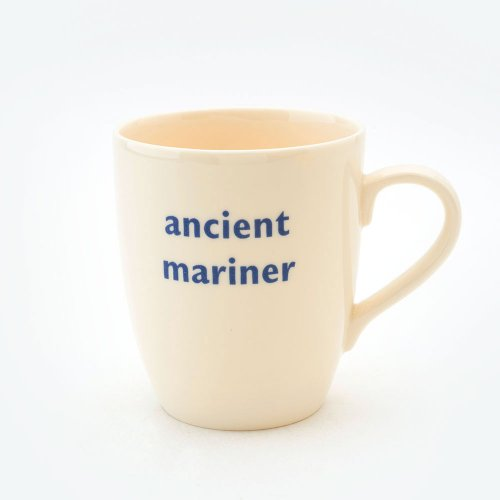 ANCIENT MARINER MUG