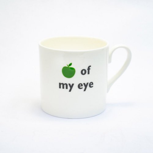 APPLE OF MY EYE CHILDS MUG