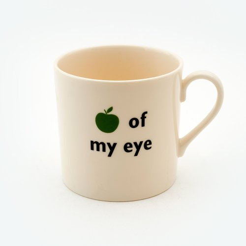 APPLE OF MY EYE CHILD'S MUG