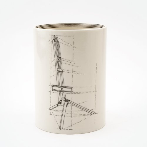 EASEL LARGE PEN POT