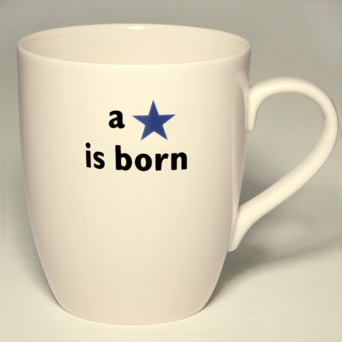 SALE - A STAR IS BORN MUG