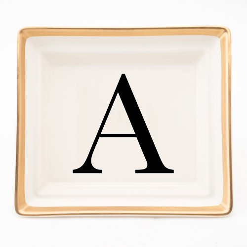 BASKERVILLE LETTER A HALL TRAY