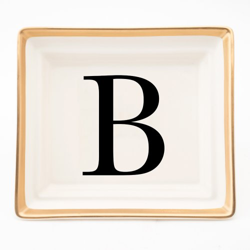 BASKERVILLE LETTER B HALL TRAY