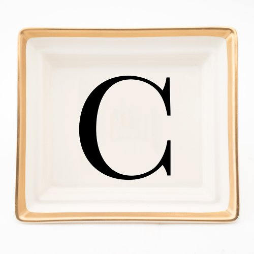 BASKERVILLE LETTER C HALL TRAY