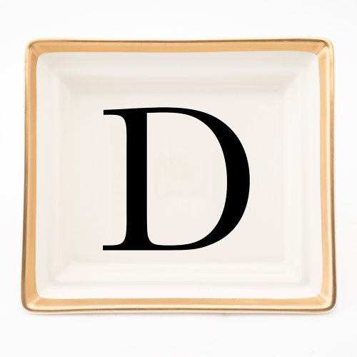 BASKERVILLE LETTER D HALL TRAY