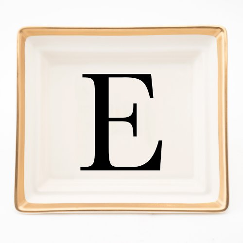 BASKERVILLE LETTER E HALL TRAY