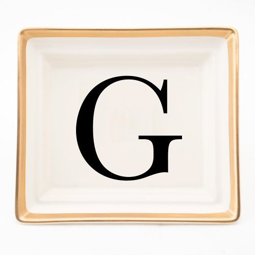 BASKERVILLE LETTER G HALL TRAY