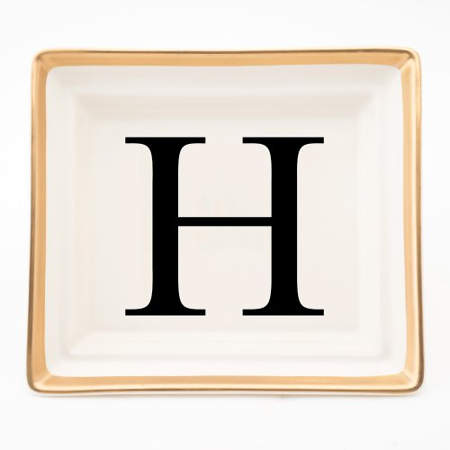 BASKERVILLE LETTER H HALL TRAY
