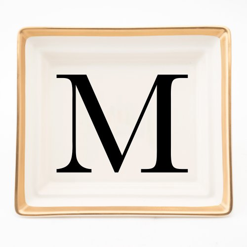 BASKERVILLE LETTER M HALL TRAY