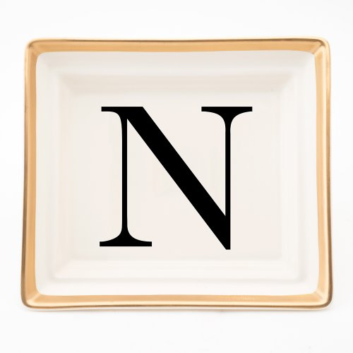 BASKERVILLE LETTER N HALL TRAY