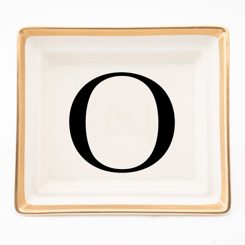 BASKERVILLE LETTER O HALL TRAY