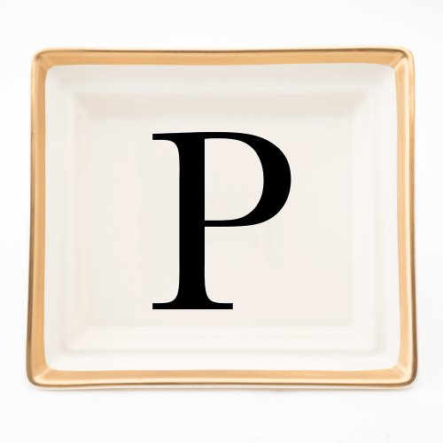 BASKERVILLE LETTER P HALL TRAY