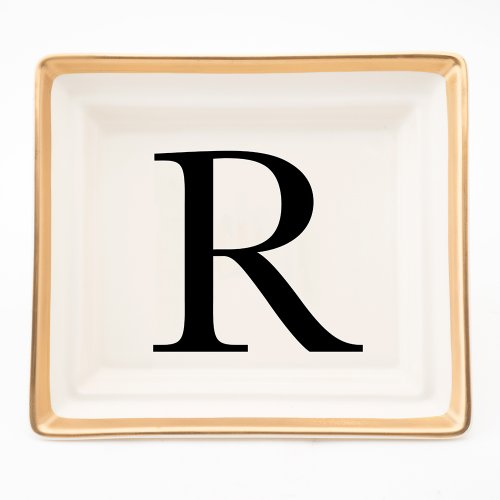 BASKERVILLE LETTER R HALL TRAY