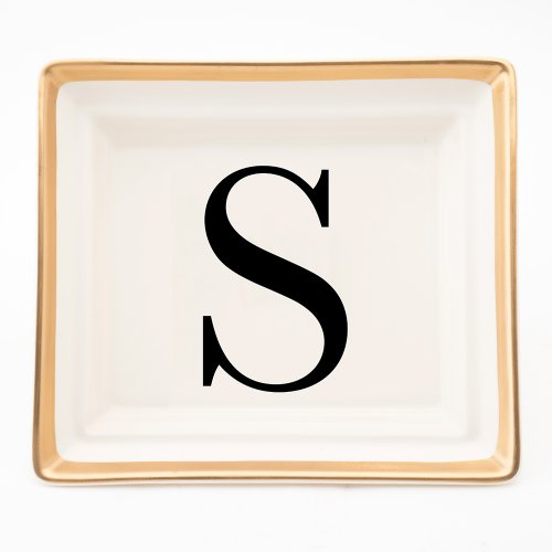 BASKERVILLE LETTER S HALL TRAY