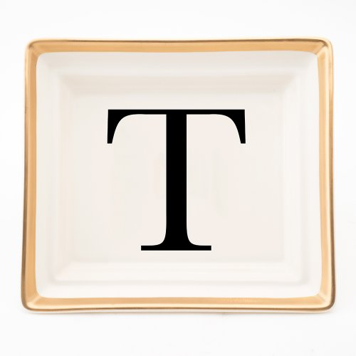 BASKERVILLE LETTER T HALL TRAY