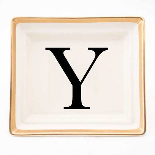 BASKERVILLE LETTER Y HALL TRAY