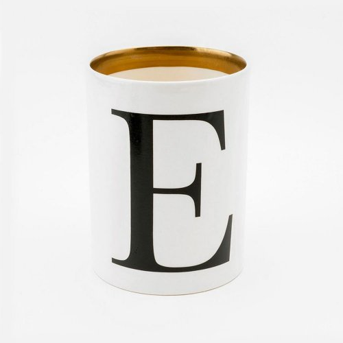 BASKERVILLE LETTER E LARGE PEN POT