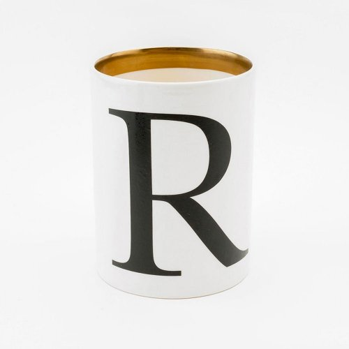 BASKERVILLE LETTER R LARGE PEN POT