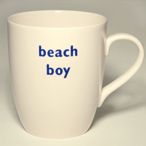 SALE! BEACH BOY MUG