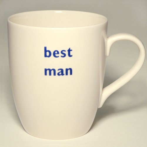 SALE! BEST MAN MUG