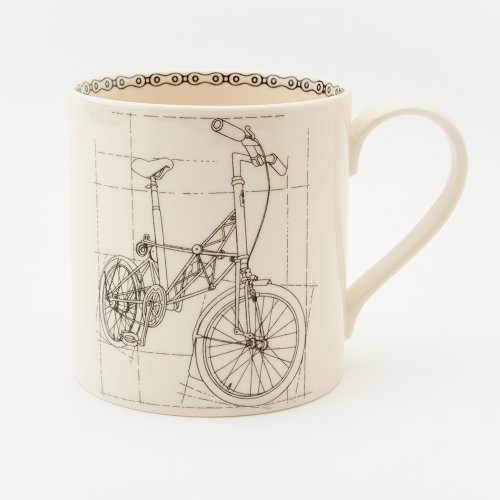 SUSPENSION BICYCLE MUG