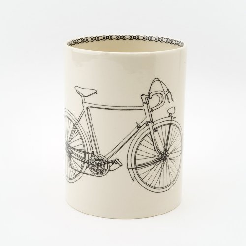 BICYCLE LARGE PEN POT