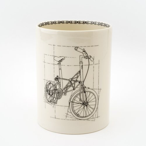 SUSPENSION BICYCLE LARGE PEN POT