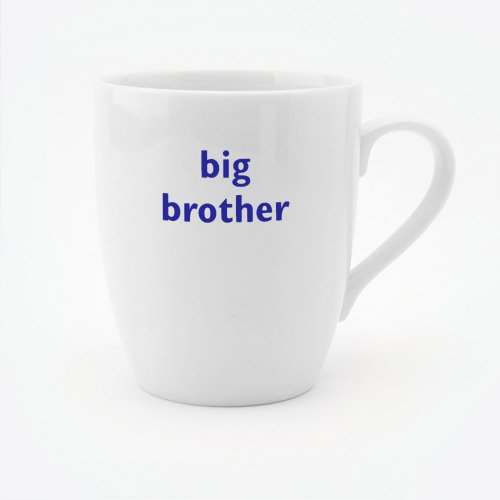 BIG BROTHER MUG