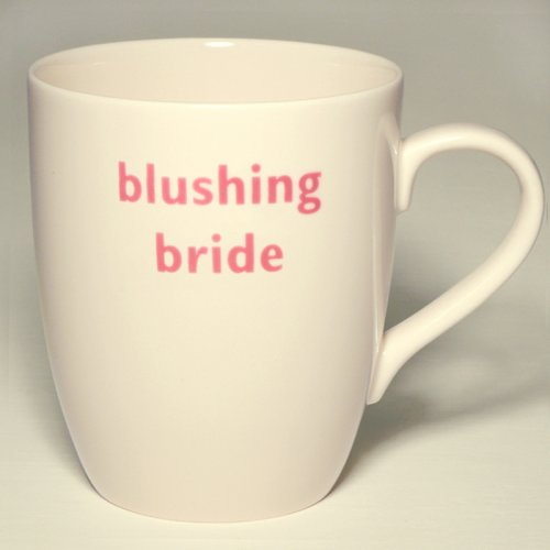 SALE! BLUSHING BRIDE MUG