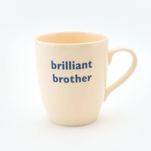 BRILLIANT BROTHER MUG