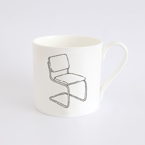 CESCA MB15 CHAIR HALF PINT MUG