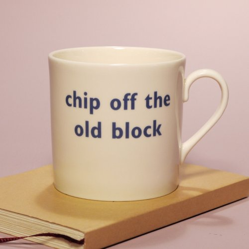 SALE! CHIP OFF THE OLD BLOCK
