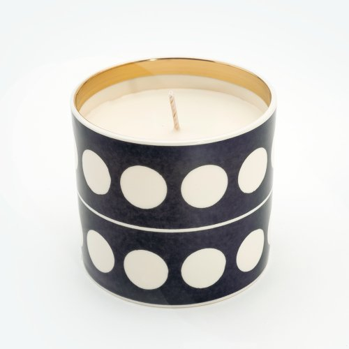 CIRCLE MIDNIGHT BLUE 'CARDINAL SIN' CANDLE