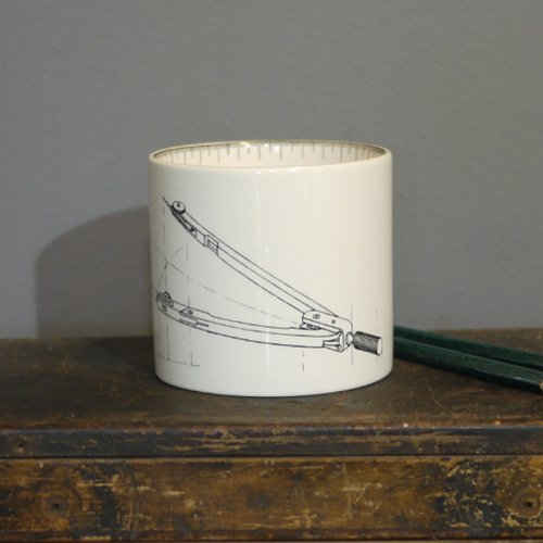 SALE! COMPASS SMALL PEN POT