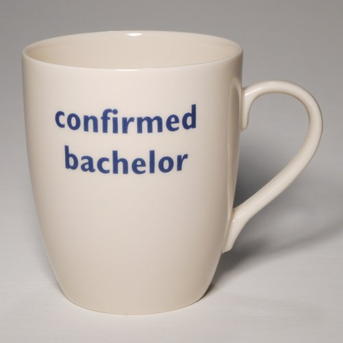 SALE! CONFIRMED BACHELOR MUG