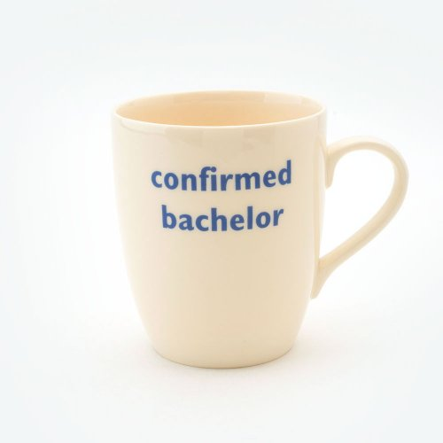 CONFIRMED BACHELOR MUG