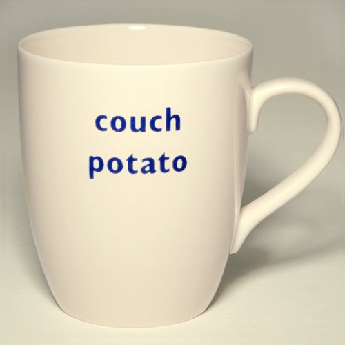 SALE! COUCH POTATO MUG